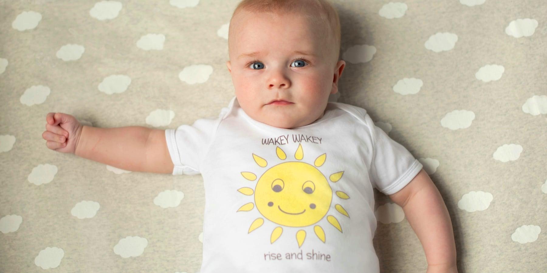 Organic cotton baby t-shirts