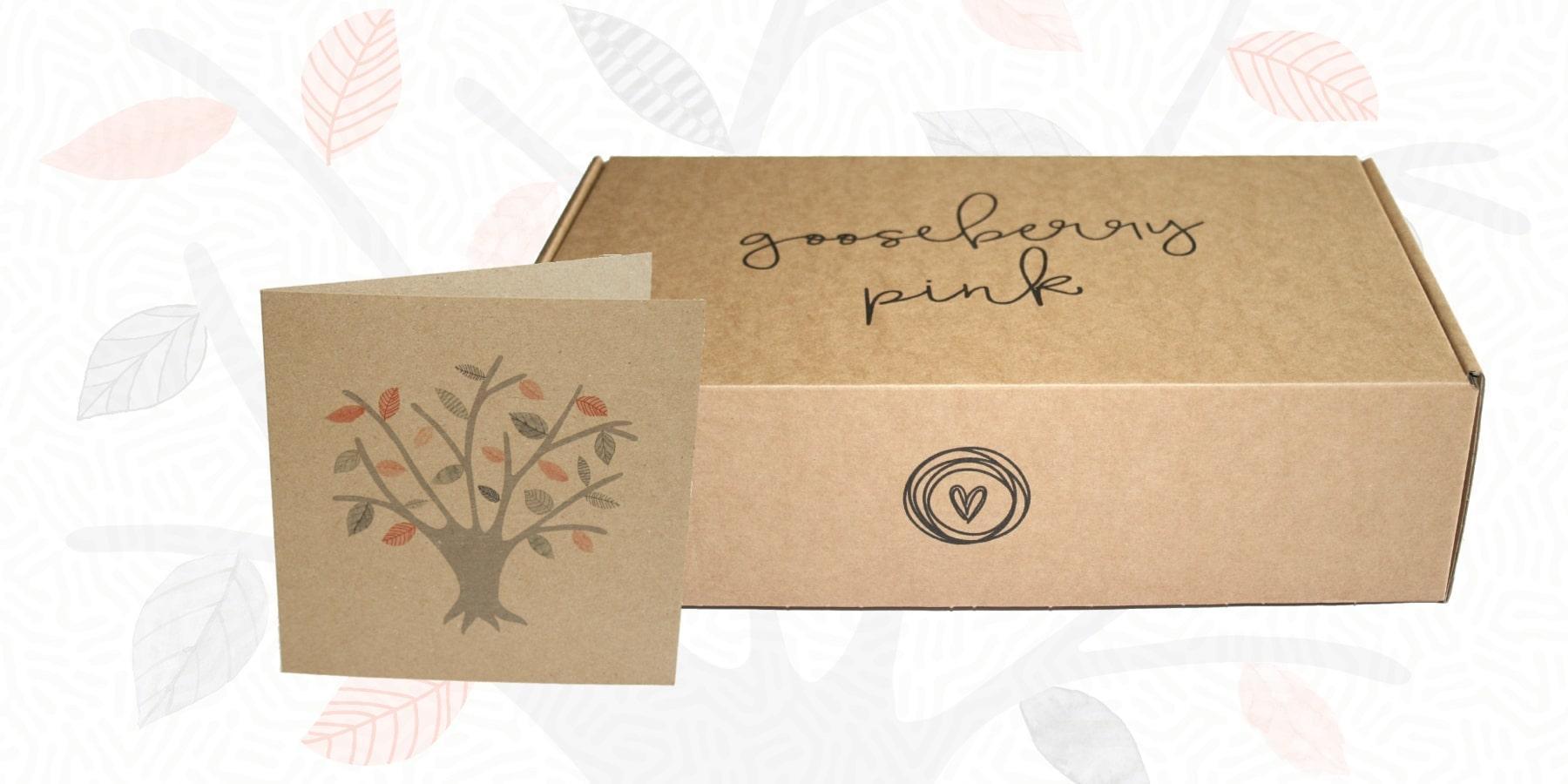 Pregnancy gift boxes